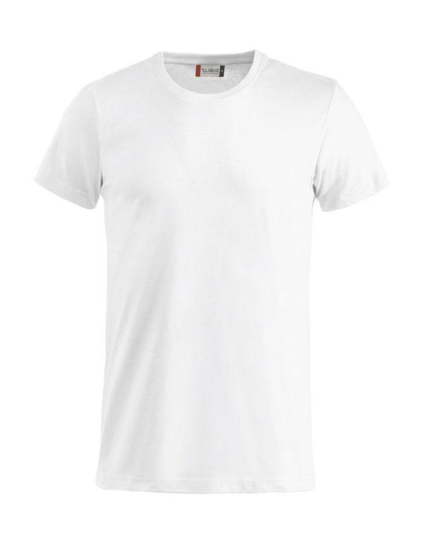 Clique Basic-T valkoinen
