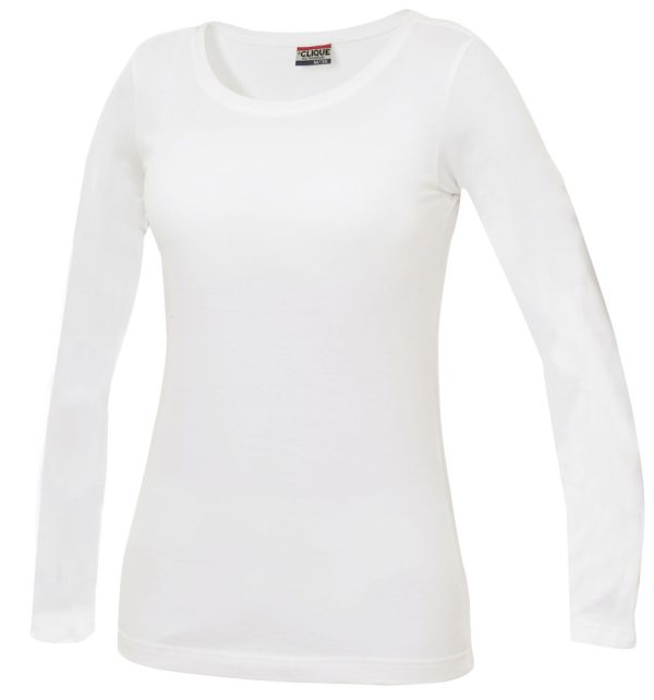 Clique Carolina LS naisten pitkähihainen paita