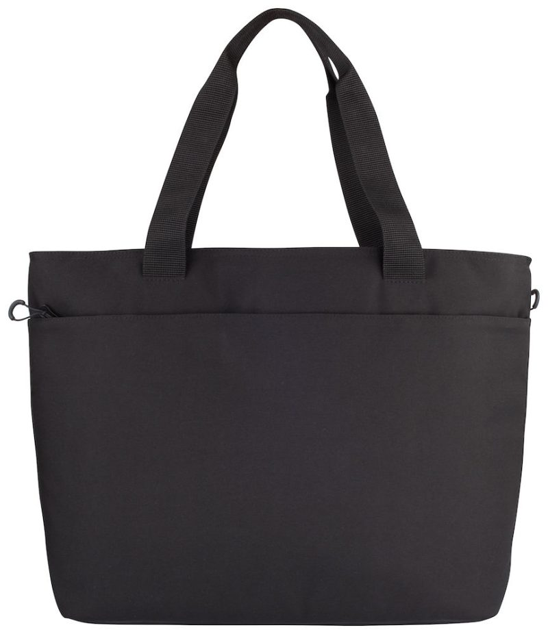 2.0 Tote bag musta