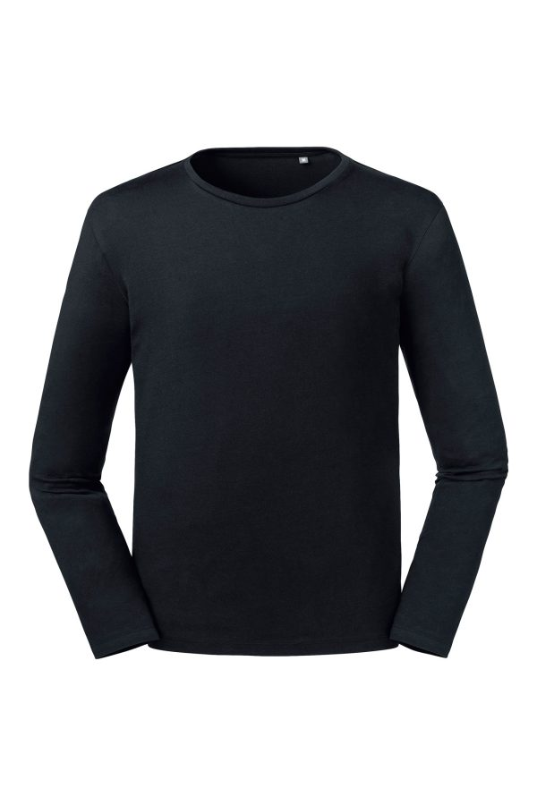 Russell Pure Organic LS Tee