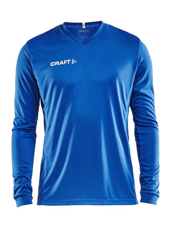 CRAFT Teamwear Squad Jersey Solid pitkähihainen pelipaita