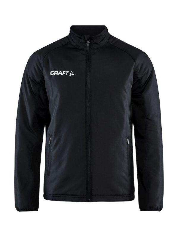 Craft Warm Jacket musta