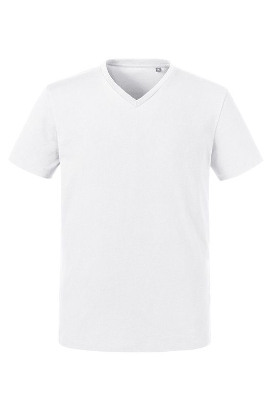 Russell Pure Organic V-neck
