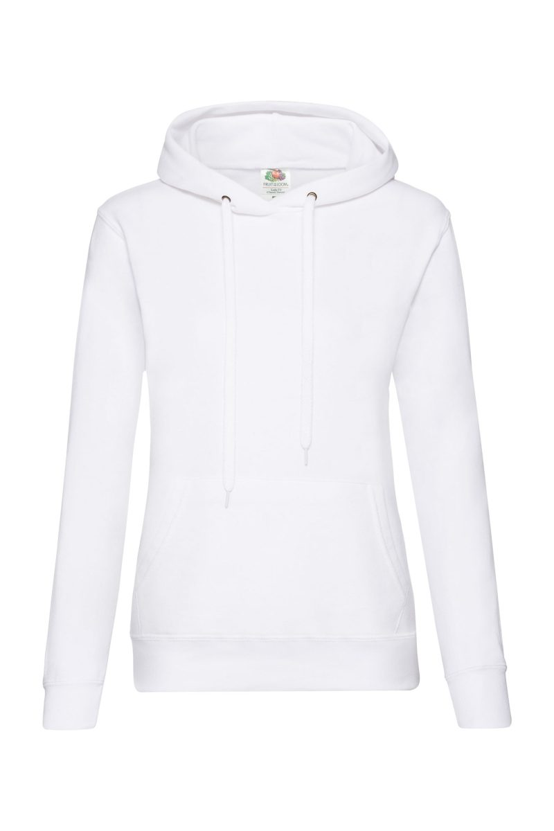 Fruit of The Loom Classic Hoody Lady
