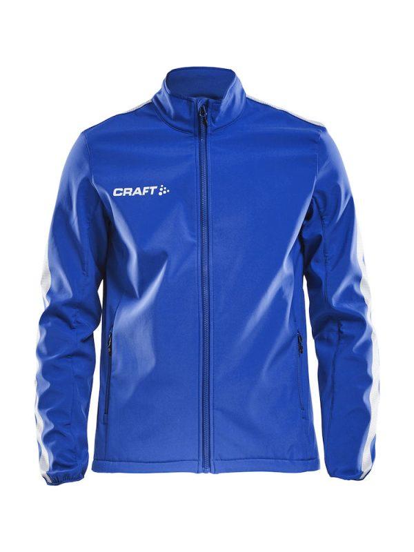 CRAFT Teamwear Pro Control Softshell Jacket softshelltakki