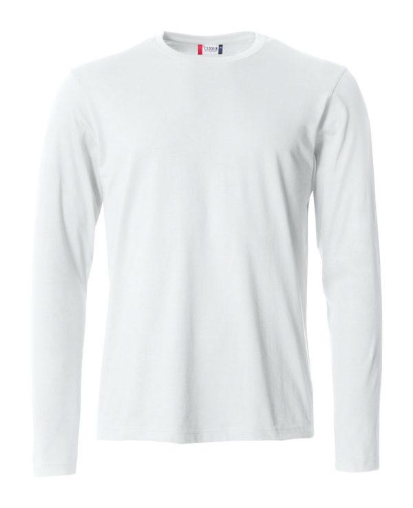 Clique Basic-T L/S pitkähihainen paita