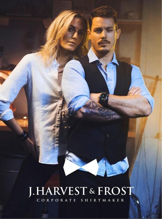 Kauluspaidat Harvest & Frost