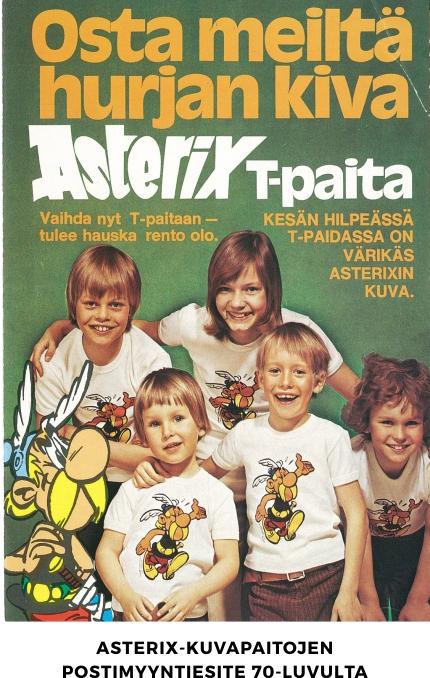 Asterix paita
