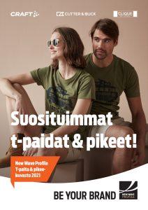 NWP T-paidat ja pikeet